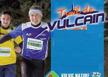 Trail de Vulcain à Volvic (Puy de Dôme)
