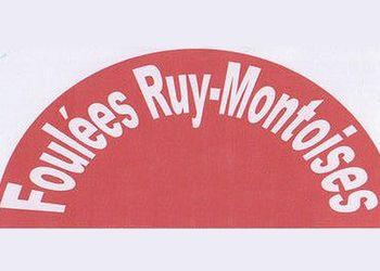 Foulées Ruymontoises, 10 km et trail, Ruy Montceau