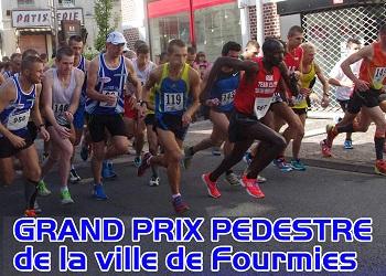 Grand Prix pédestre de Fourmies