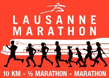 Marathon de Lausanne, semi et 10 km
