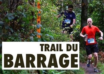 Trail du Barrage