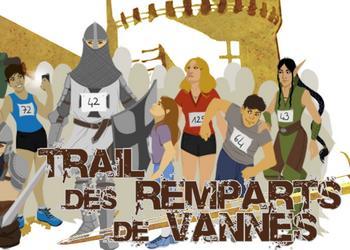 Trail des remparts de Vannes