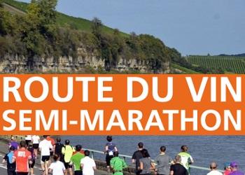 Semi-marathon Remich Route du vin