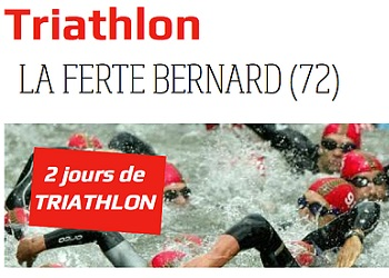 Triathlon de la Ferté Bernard