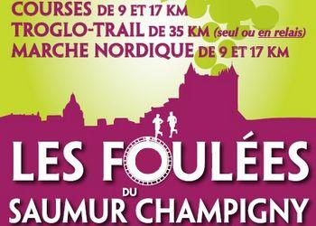 Foulées du Saumur Champigny