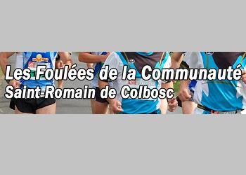 Foulées de Saint Romain de Colbosc