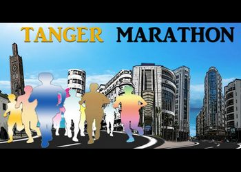 Photo de Marathon international de Tanger 2020 (Maroc)