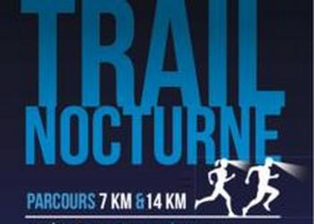Trail Urbain nocturne de Besançon