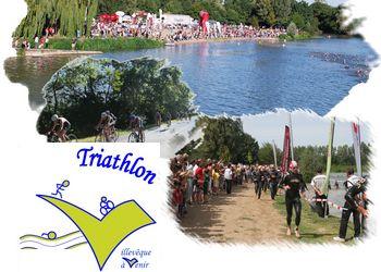 Triathlon de Villevêque