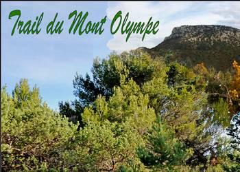 Trail du Mont Olympe, Trets