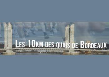 10 km des Quais de Bordeaux