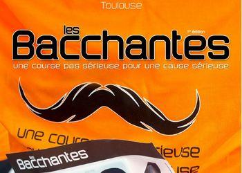Les Bacchantes, 8 km contre le cancer de la prostate