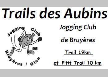 Trail des Aubins