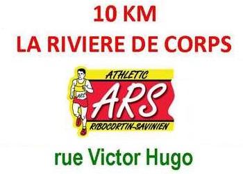 10 km de La Rivière-de-Corps
