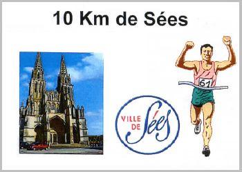 10 km de Sées