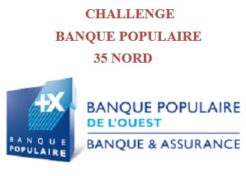 Challenge Banque Populaire 35 Nord : calendrier des épreuves