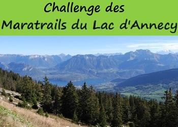 Challenge des Maratrails du lac d'Annecy