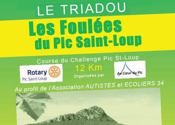 Foulées du Pic saint-Loup
