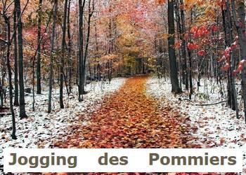 JogPom, Jogging des pommiers