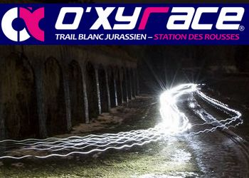 O'Xyrace Trail blanc jurassien