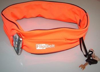 Test de la ceinture FlipBelt