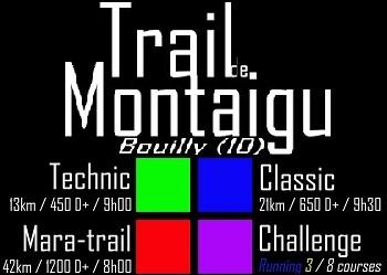 Trail et Marche Nordique de Montaigu