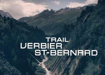 Photo de TVSB, Trail Verbier Saint Bernard 2020, Bagnes (Suisse)