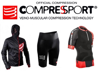 Test de la tenue Compressport