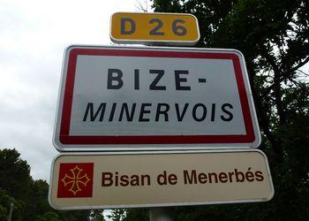 Trail de Bize-Minervois