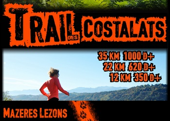 Trail des Costalats