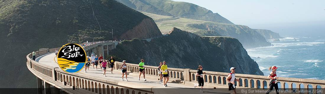 Photo de Big Sur International Marathon 2021, Carmel-by-the-Sea (Etats-Unis)
