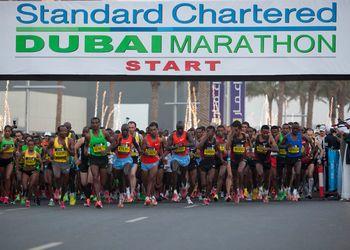 Marathon de Dubaï (Emirats Arabes Unis)