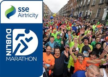Marathon de Dublin (Irlande)