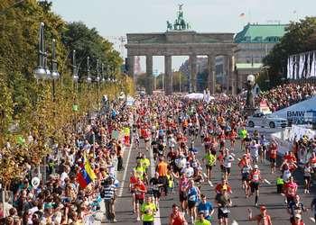 Photo de Marathon de Berlin 2021 (Allemagne)