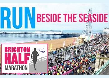 Semi-marathon de Brighton