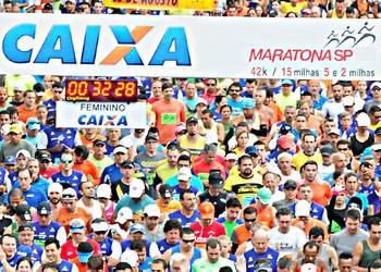 Marathon de Sao Paulo
