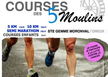 Courses des 5 Moulins