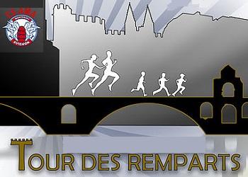 Tour des Remparts d'Avignon