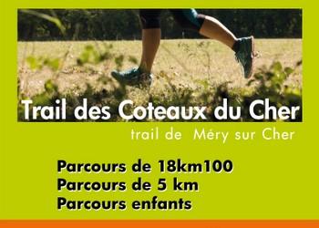Trail des Coteaux de Méry-sur-Cher