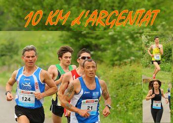 10 km d'Argentat