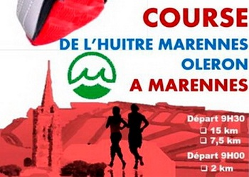 Course de l'Huitre Marennes Oléron