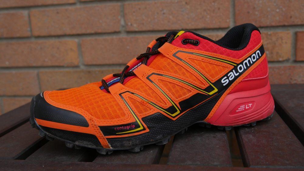 Test des Salomon Speedcross 3 Vario par Jogging-Plus.com
