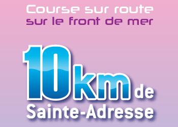 10 km de Sainte-Adresse
