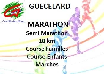 Festicap Marathon de Guécélard