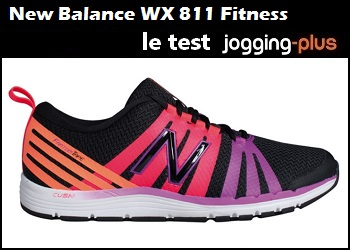 Test des New Balance WX 811, chaussures de Fitness, par Jogging-Plus