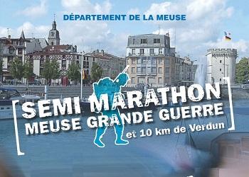 Semi & 10km Meuse Grande Guerre