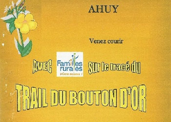 Trail du Bouton d'Or