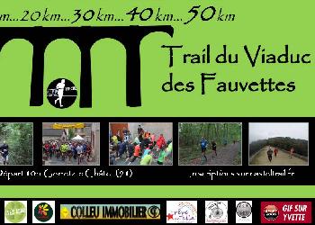 Trail du Viaduc des Fauvettes