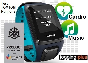 Test de la TOMTOM Runner 2 par Jogging-Plus.com