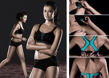 Photo de Test du soutien-gorge de sport DynamiX Star ANITA